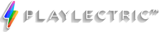 Playlectric Retina Logo