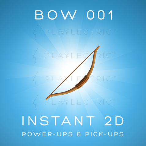 Instant 2D - Power-Ups & Pick-Ups - Glow - Bow 001