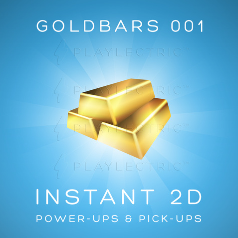 Preview of Instant 2D - Glow - GoldBars 001