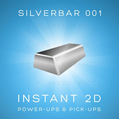 Instant 2D - Power-Ups & Pick-Ups - Glow - SilverBar 001