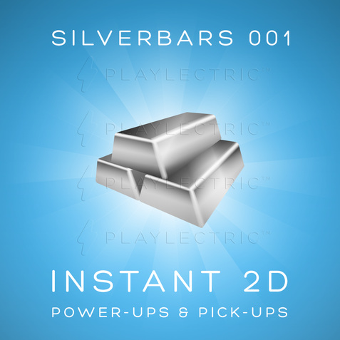 Instant 2D - Power-Ups & Pick-Ups - Glow - SilverBars 001