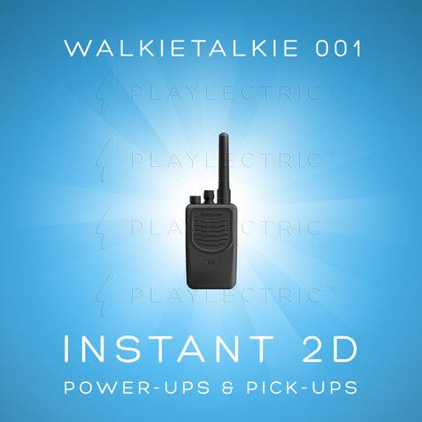 Instant 2D - Power-Ups & Pick-Ups - Glow - WalkieTalkie 001